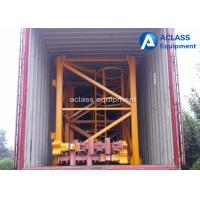 Wholesale Blue White Spare Parts Block Structure Mast Section Used for 2.5 Ton To 25 Ton from china suppliers