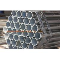 Structural Steel Pipes : Longitudinal erw structural steel pipe schedule gi