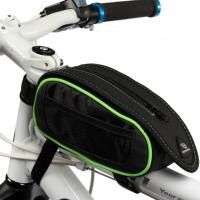 Wholesale ROSWHEEL New arrival bicycle top tube bag Including cover mountain bike cycling bag from china suppliers