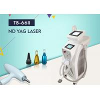 Wholesale Multi Functional E-light IPL RF Hair Removal IPL Pigmentation Removal ND YAG Laser Tattoo Removal from china suppliers