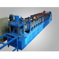 Wholesale JH21-125 Hydraulic Press Metal Shelf Rack Roll Forming Machine Chain Drive 1.5-2.5mm Galanized Steel from china suppliers