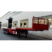 Wholesale CLWArima up to 12 meters 34 tons axle flatbed semi-trailer LHY9401TPB 30086-1867 from china suppliers