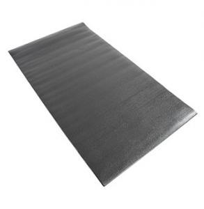 China Fitness Floor Mat 900*1500mm ( 3x5 ft ) PVC foam roll mat  well protection Treadmill on sale