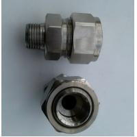 Quality Adjustable swivel joints (adjustable thread ball and nozzle body for sale