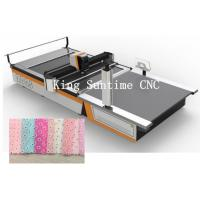 Wholesale Material Cutter CNC Textile Cutting Machine Double Gear Derogatory Method from china suppliers