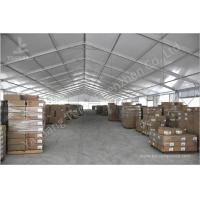 Wholesale Outdoor Industrial Tent Structures Waterproof 100 km / h Wind Resistance from china suppliers