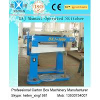 Wholesale Micro Industrial Corrugated Carton Machinery Steel Semi-Auto Stapler from china suppliers