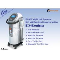 IPL+ RF elight  hair removal and skin rejuvenation beauty machine With Two Handles