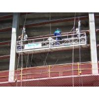 Wholesale Safe Window Cleaning Platform ZLP 630 , scaffolding working platform with Stable operation from china suppliers