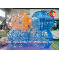 Wholesale Lead Free Commercial Body Zorbing Bubble Ball Durable Clear For Children from china suppliers