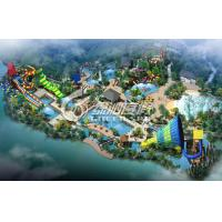Wholesale Funny Aqua / Water theme park project design for hotel or Holiday Resort from china suppliers