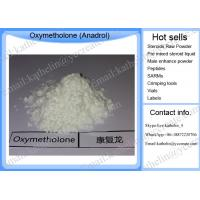 Wholesale muscle bulk up -Anadrol /Oxymetholone steroid raw powder 434-07-1 for muscles building from china suppliers