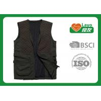 Wholesale 100% Polyester Outdoor Travel Vest Womens With Pockets Various Design from china suppliers