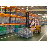 Wholesale Spray Paint Heavy Duty Pallet Rack Steel For Loose / Accessory Products from china suppliers