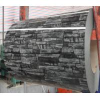 Buy cheap Brick Stone Grain Prepainted Color Coated Steel Coil High Around 90 Degree Gloss from wholesalers