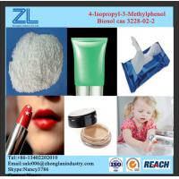 Wholesale 99%min o-Cymen-5-ol  makeup ingredients Molecular formula C10H14O from china suppliers