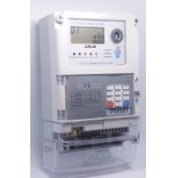 Wholesale 3 Phase Wireless Electricity Meter , Feedback Keypad STS Prepayment Meter from china suppliers