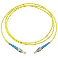 Wholesale 3.0mm cable diameter Low insertion loss, high return loss ST - FC Fiber Optic Patch Cord from china suppliers