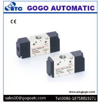 "Wholesale Pneumatic Air Control Valve 1/8"" Port , Lead Wire / Terminal Type 3 Way Air Valve from china suppliers"