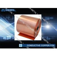 Quality ED Copper Foil Roll For li-ion Battery , lithium  Foil for sale