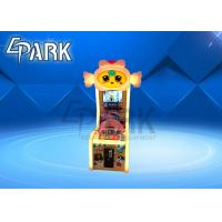 China Cotton Candy Arcade Ticket Lottery Game Machine for Auto Show / KTV on sale