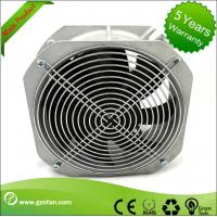 Wholesale High Efficiency 254mm DC Axial Fan , 24V Duct Cooling Fan With Sleeve Bearing from china suppliers