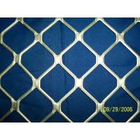 China Aluminum Security Grille,Amplimesh,Aluminum Window Grill on sale