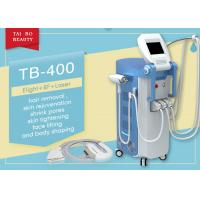 Wholesale Touch Screen IPL RF ND Yag Types Of Laser Hair Removal Tattoo Removal Machine from china suppliers