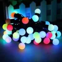 Wholesale LED Big ball rgb string light from china suppliers