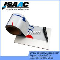 Wholesale Building facade plastic protective film for acp roofing sheet / panel from china suppliers