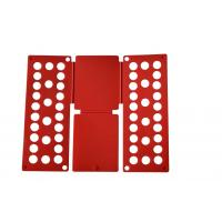 Wholesale Custom T Shirt Plastic Red Flip Clothes Garment Folding Board from china suppliers