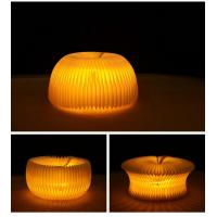 Wholesale Creatively accordion paper lamp with CE Mark from china suppliers