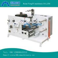 Wholesale YYRY-320 One clolor automatic label flexo printing machine from china suppliers