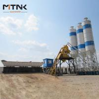Wholesale Small Capacity HZS35 Bucket Skip Cement Batching Plant from china suppliers