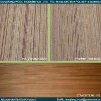 Wholesale Recon Veneered Plywood from china suppliers