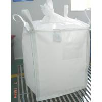 Wholesale Recycled 1000kg PP bulk bags Flexible Intermediate Bulk Containers Bag with 4 sling loops from china suppliers
