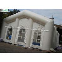 Wholesale Romantic White Air Inflatable Tents For Outdoor Wedding Parties from china suppliers