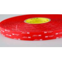 Wholesale 1mm Transparent Double Sided Acrylic Foam Adhesive replacement 3M VHB Tape 4910 from china suppliers