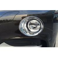 Wholesale 0.5 kgs Chromed Fog Lamp Covers For BMW E71 X6 2015 Front Bumper Light Frame from china suppliers