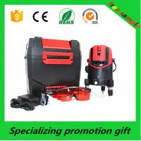 Wholesale Red / black ABS case Self leveling Laser Level 650nm / 635nm 5m±1mm from china suppliers