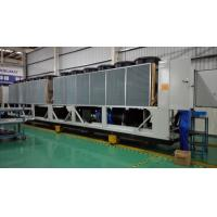 Wholesale 1006 Kw stable Running Powerful Energy-Saving  Air Cooled Screw Chiller from china suppliers