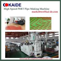 Wholesale Korea PE-RT Pipe Extrusion Machine with China factory price 16mmx-32mm from china suppliers