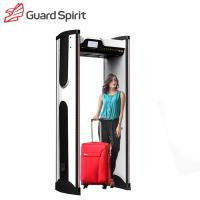 Wholesale Indicator Outdoor Backup Battery Commercial Metal Detector Door Password Protection from china suppliers