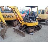 Wholesale Used KOMATSU PC30MR-2 3 Ton Mini Excavator from china suppliers
