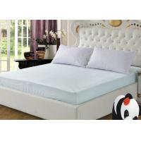 Wholesale Full Size Waterproof Zippered Mattress Cover Bed Bugs Anti Bacteria from china suppliers