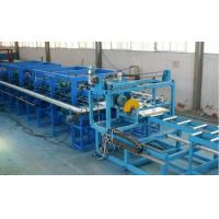 Wholesale Aluminium Steel Composite EPS Sandwich Panel Machine 58 M X 4 M With PLC Controlling from china suppliers