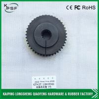 Wholesale Black PU Excavator Hydraulic Parts Spline Gear Coupling 78×28T×44 from china suppliers