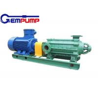 Wholesale ISO9001 D 155-30 Multistage High Pressure Pumps 1480 r/min Speed from china suppliers