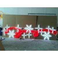 Wholesale led holiday skylines decorative LED outdoor street decoration from china suppliers