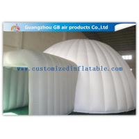 Wholesale Quadruple Stitching Inflatable Air Tent Event Dome Tent With White Igloo from china suppliers